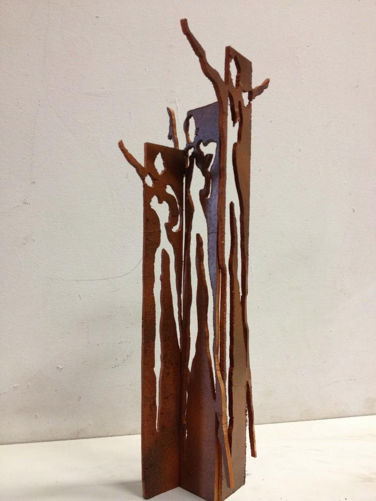 Sculptuur maquette 1