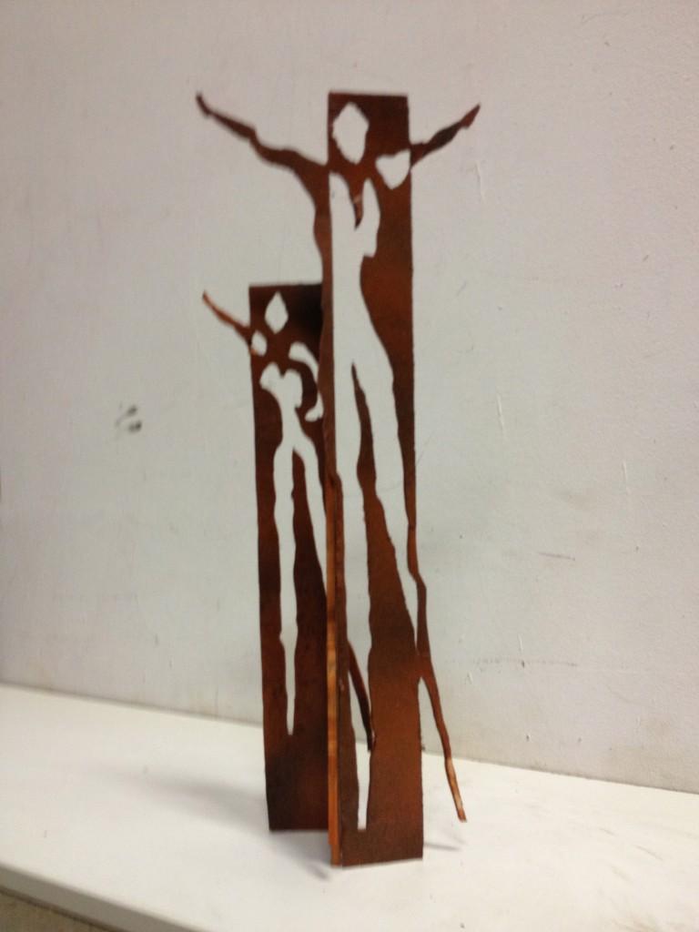 Sculptuur maquette 2