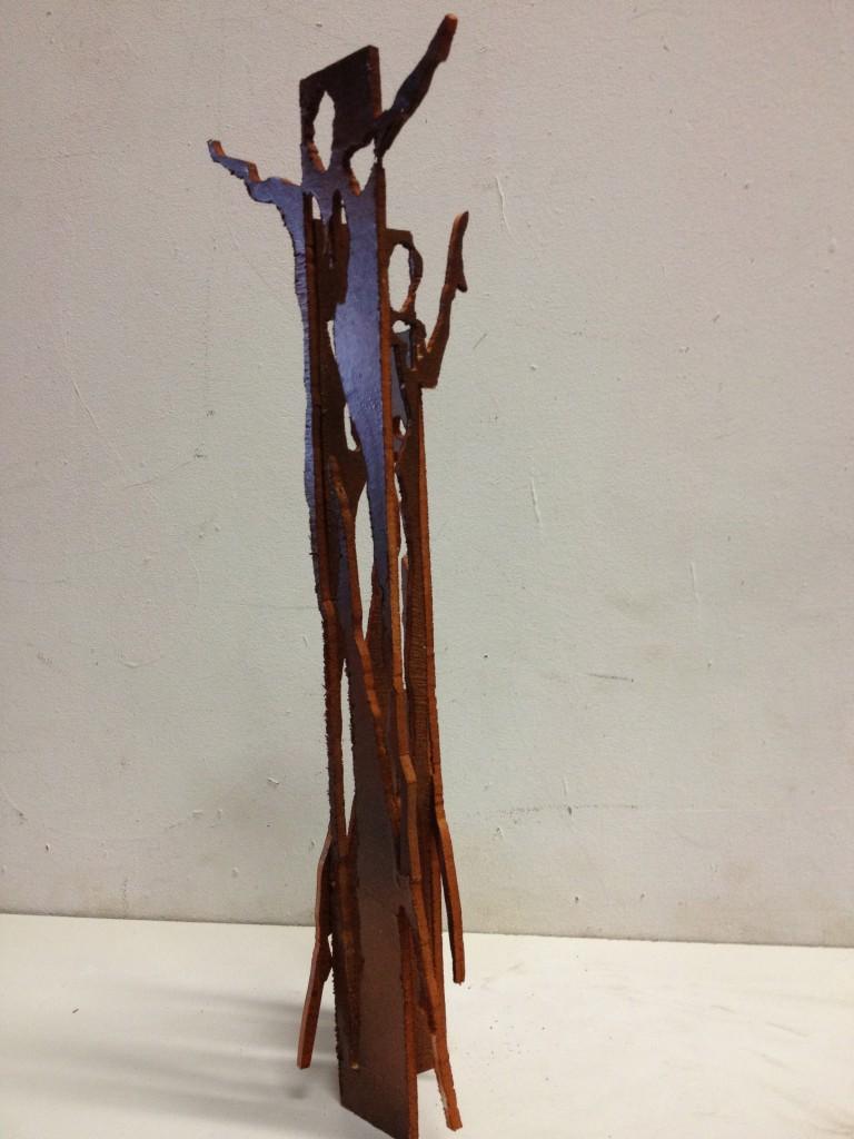Sculptuur maquette 3